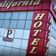 Гостиница Калифорния интерьер отеля фото 3