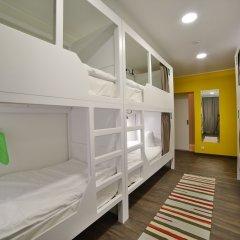 Хостел Nice Пенза Кровать в женском общем номере с двухъярусной кроватью фото 7