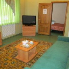 Гостиница Ласка в Самаре 1 отзыв об отеле, цены и фото номеров - забронировать гостиницу Ласка онлайн Самара комната для гостей фото 5