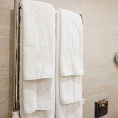 Гостиница Голубая Лагуна Номер Делюкс разные типы кроватей фото 32