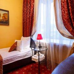 Мини-отель Jenavi Club Номер Эконом с разными типами кроватей (общая ванная комната)