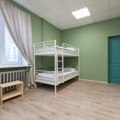 Хостел Story Кровать в общем номере двухъярусные кровати фото 3