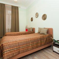 Апартаменты Kvart Boutique Alexander Garden Апартаменты с 2 отдельными кроватями фото 7