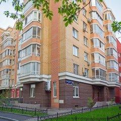 Апартаменты Lux on Serpuhovskaya Апартаменты с разными типами кроватей фото 18