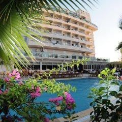 Belkon Hotel бассейн