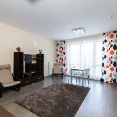 Апарт-Отель Skypark Улучшенные апартаменты с разными типами кроватей фото 3