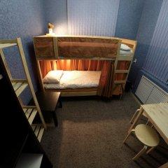 Гостиница Майкоп Сити Кровать в общем номере с двухъярусной кроватью фото 11