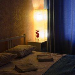 Мини-отель Роза Ветров Семейный номер категории Эконом с двуспальной кроватью (общая ванная комната) фото 4