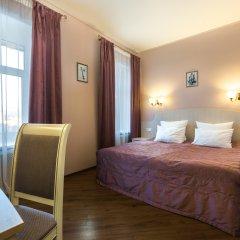 Гостиница Гоголь Хауз Улучшенный номер с различными типами кроватей фото 2