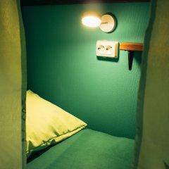 Хостел Найс Рязань Кровать в женском общем номере с двухъярусной кроватью фото 4