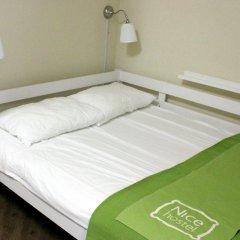 Хостел Найс Красные Ворота Номер Эконом с разными типами кроватей фото 2