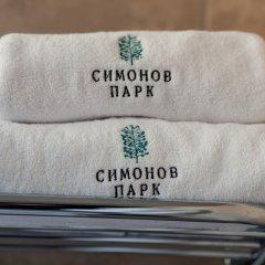 Гостиница Симонов Парк 3* Стандартный номер 2 отдельные кровати фото 3