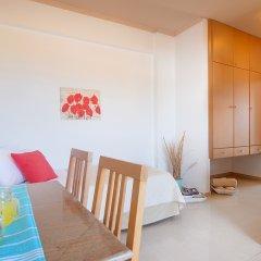 Notos Heights Hotel & Suites 4* Апартаменты с различными типами кроватей фото 5