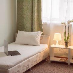 Гостиница Андрон на Площади Ильича Улучшенный номер разные типы кроватей фото 3