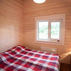База Отдыха Старый Сиг Коттедж разные типы кроватей фото 12