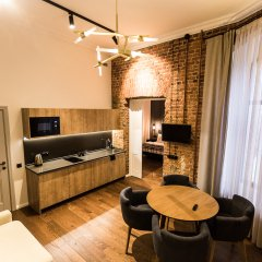 Апарт-Отель F12 Apartments Апартаменты с различными типами кроватей фото 10