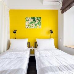 Гостиница Live Стандартный номер с различными типами кроватей фото 16