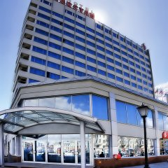 Гостиница Татарстан Казань вид на фасад фото 2