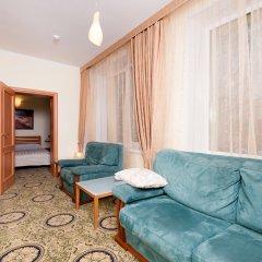 Гостиница Для Вас 4* Стандартный семейный номер с двуспальной кроватью фото 4