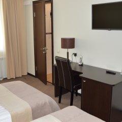 Гостиница Панорама Улучшенный номер с 2 отдельными кроватями фото 2