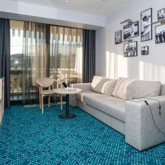 Гостиница Ялта-Интурист 4* Люкс с 2 отдельными кроватями фото 9
