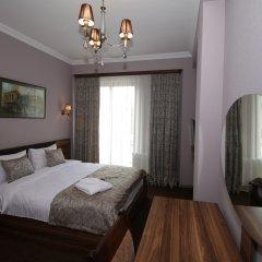 Отель Pushkin 4* Стандартный номер с различными типами кроватей фото 15