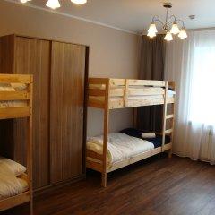 Гостевой дом Аврора Кровать в общем номере двухъярусные кровати