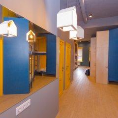 Хостел Inwood Кровать в общем номере с двухъярусной кроватью фото 4