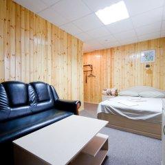Гостиница Сибирь 3* Студия разные типы кроватей фото 3