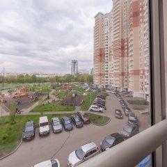 Гостиница Travelflat в Красногорске отзывы, цены и фото номеров - забронировать гостиницу Travelflat онлайн Красногорск балкон