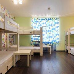 Хостел Иж Кровать в общем номере с двухъярусной кроватью фото 5
