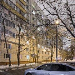 Апартаменты в Отрадном 12 парковка