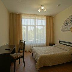 Гостиница Славянка Стандартный номер с различными типами кроватей фото 13