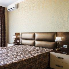 Hotel Gold&Glass Президентский люкс с разными типами кроватей