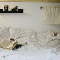 Хостел Найс Курская Кровать в общем номере с двухъярусной кроватью фото 2