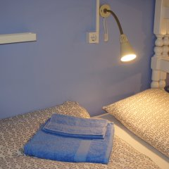 Гостевой Дом Полянка Кровать в общем номере с двухъярусными кроватями фото 16