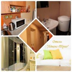 Мини-отель Адванс-Трио Номер категории Эконом фото 45