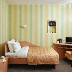 Гостиница Заречная Стандартный номер с двуспальной кроватью фото 4