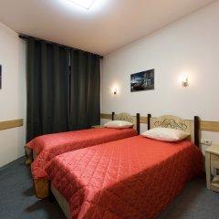 Мини-Отель Новотех Стандартный номер с различными типами кроватей фото 37