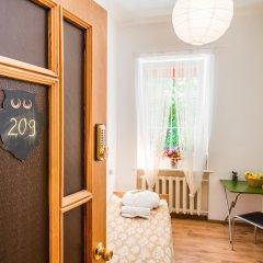 Хостел и Кемпинг Downtown Forest Номер с различными типами кроватей (общая ванная комната) фото 39