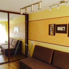Апартаменты возле стадиона комната для гостей