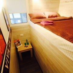 Мини-Отель Viva la Vida Номер Эконом с двуспальной кроватью (общая ванная комната) фото 4