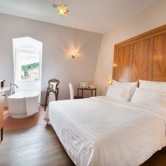 Отель Design Neruda 4* Улучшенный номер с различными типами кроватей фото 4