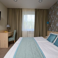 Гостиница ХИТ 3* Стандартный номер с двуспальной кроватью