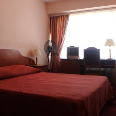 Гостиница Академическая Стандартный номер с различными типами кроватей фото 6