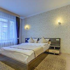 Гостиница Resident Almaty Алматы комната для гостей
