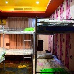 Хостел Полянка на Чистых Прудах Кровать в общем номере с двухъярусной кроватью фото 2