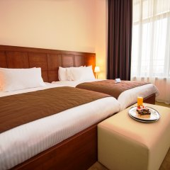 Ани Плаза Отель 4* Люкс с различными типами кроватей фото 4