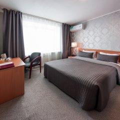 Гостиница Аврора 3* Стандартный номер с разными типами кроватей фото 5