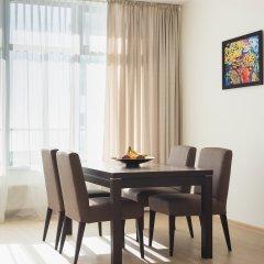 Апарт-Отель Бревис 3* Апартаменты с различными типами кроватей фото 13